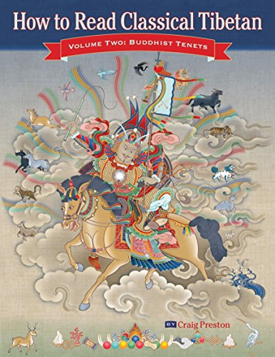 2: How to Read Classical Tibetan (Volume Two): Buddhist Tenets