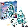 LEGO Disney Princess - Palacio mágico de hielo de Elsa, Castillo de Princesas de Juguete para construir, Novedad 2019 (43172) de Lego ES