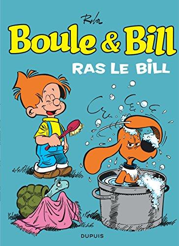 Boule et Bill, tome 19 : Raz le Bill