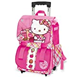 Hello Kitty - Zaino Trolley Cafe