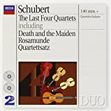 Schubert: The Last Four Quartets including Death and the Maiden, Rosamunde, Quartettsatz