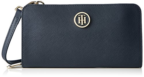 Tommy Hilfiger - Honey Purse / Crossover, Borse a tracolla Donna Blu (Tommy Navy)