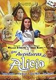Las aventuras de Alicia [DVD]