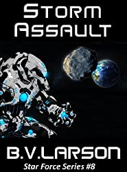 Storm Assault (Star Force Series Book 8) (English Edition)