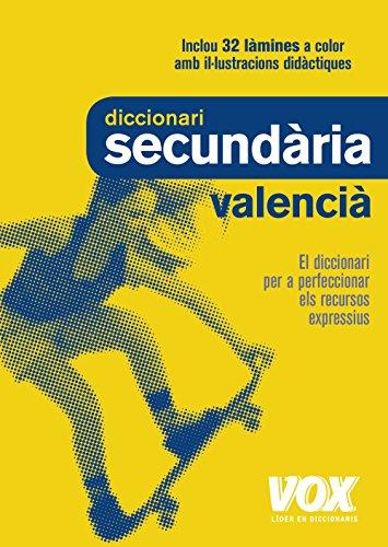 Diccionari Secundària Valencià