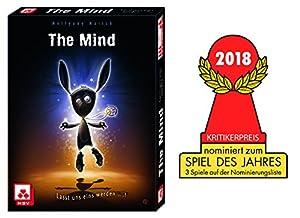 Nürnberger Spielkarten nsv-4059-The Mind-Juego de Cartas