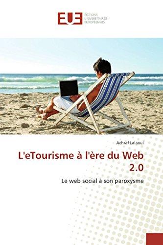 L'etourisme à l'ère du web 2.0 par Achraf Lalaoui