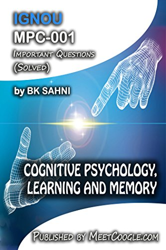 Cognitive Psychology Ebook