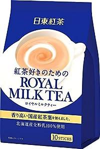 Royal Milk Tea Hot Cold Nitto Kocha 10 Pouch Pack