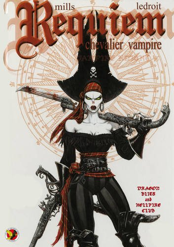Requiem Vampire Knight Vol. 3: Dragon Blitz & Hellfire Club (Requiem Vampire Knight 3)