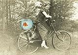 Postkarte A6 • 63505 ''Goldfisch'' von Inkognito • Künstler: Yvonne Sundag • Foto