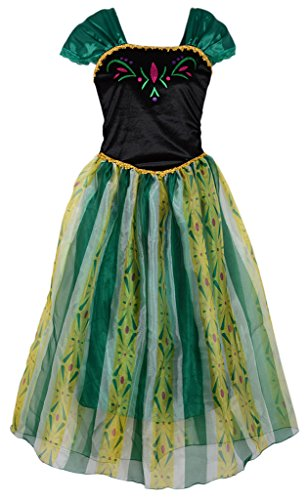 Costume da principessa Anna a