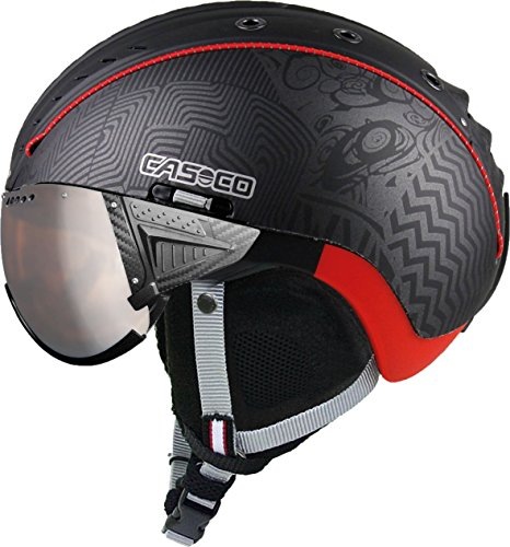 "Casco Skihelm ""SP-2 Snowball Visor"""