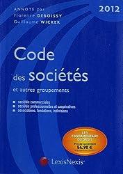 Code des sociétés et autres groupements 2012