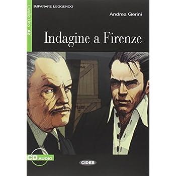 Indagine a Firenze (1CD audio)
