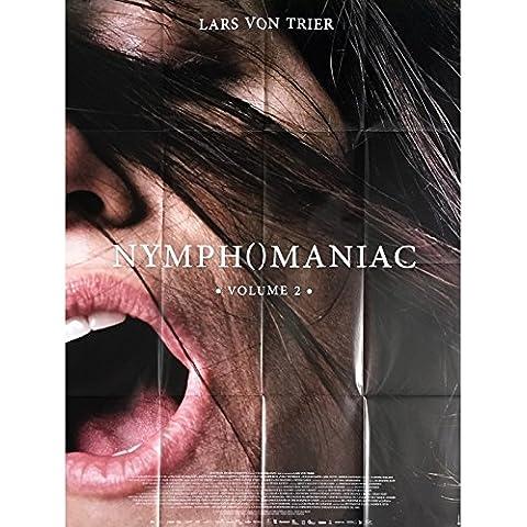 Nymphomaniac Vol. 2Movie Poster 47x 63in.–2013–Lars von