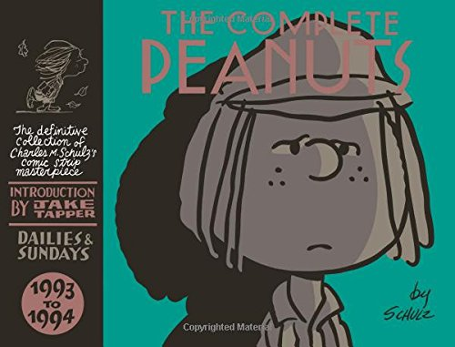 The Complete Peanuts 1993-1994: Volume 22