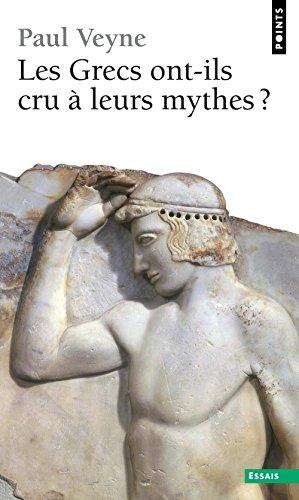 Les Grecs ont-ils cru à leurs mythes?