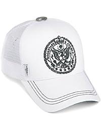 Rockstars & Angels Crest Cap white