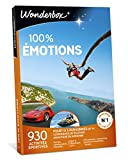 WONDERBOX - Coffret cadeau - 100% EMOTIONS