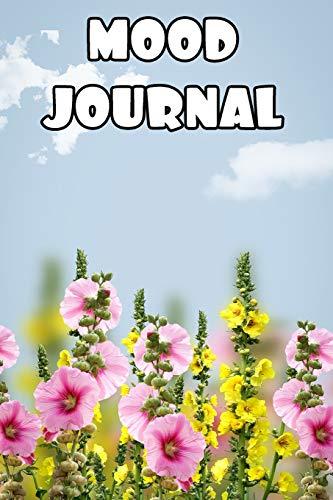 Mood Journal: Mental Health Daily Tracker Prompt Journal | A Daily Mood, Fitness & Health Tracker & Self Care Journal for Women and Men. V3 V3 Glitter