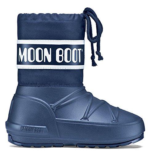 Moon Boot Pod Jr, Chaussures bébé mixte enfant Bleu