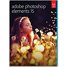 Adobe Photoshop Elements 15 [PC/Mac Download]