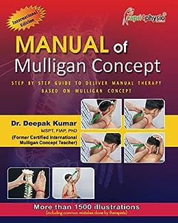 Manual of Mulligan Concept: International edition by [Kumar, Deepak]