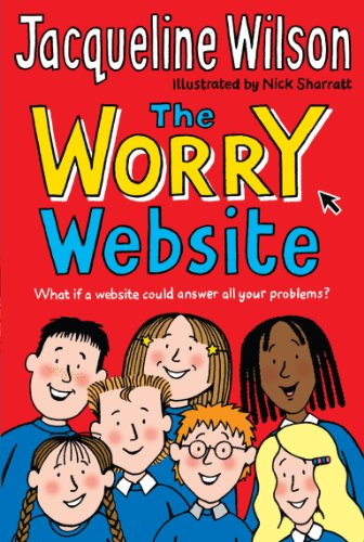 The Worry Website por Jacqueline Wilson