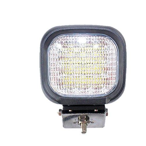 KDLD LED Scheinwerfer ® 5 Zoll 58W Cree Flood Led Arbeit Licht Bar Wasserdicht Fahren Off-Road Lampe für Auto Boot LKW Jeep 4x4 4WD SUV ATV UTE