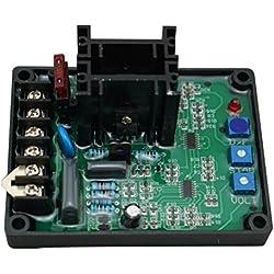 Semoic NUEVO Reemplazo automatico del regulador de voltaje para el generador AVR GAVR-12A de Parbeau