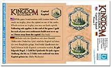 Queen Games - Juego de cartas (60863) (versión en alemán)