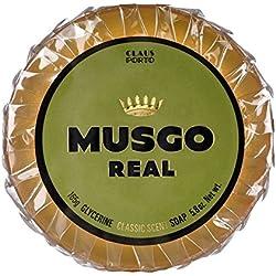 Jabón Pre Afeitado Musgo Real a base de glicerina (165 g)