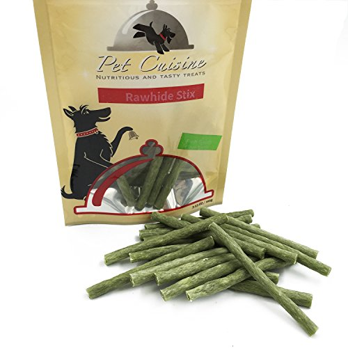 Pet-Cuisine-Dog-Training-Snacks-Puppy-Chewy-Treats-Rawhide-Stix-100g