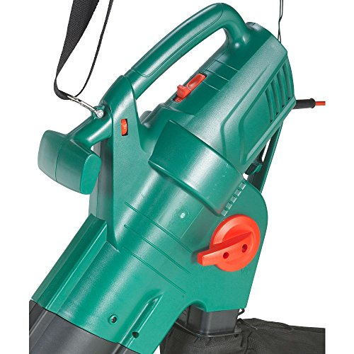 Qualcast YT6231-05X Garden Blower and Vacuum – 2800W
