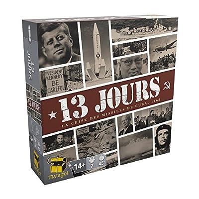 13 jours - La crise des missiles de Cuba - Matagot