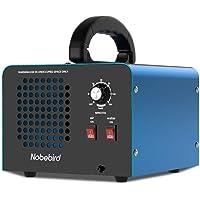 Nobebird Purificatore d'Aria generatore di ozono, purificatore d'Aria ozono 28000mg/h con modalità di purificazione Aria…