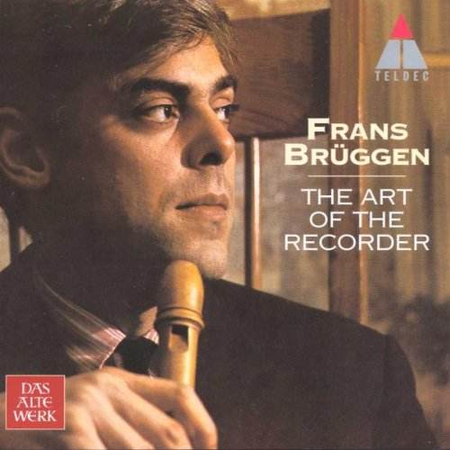 Art of the Recorder,the [Import anglais]