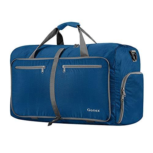 Gonex 60L Foldable Travel Duffle...