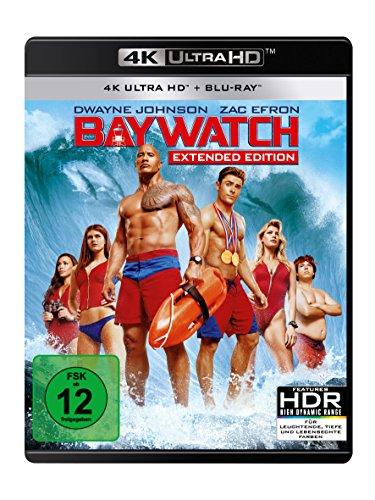 Baywatch (4K Ultra HD) (+ Blu-ray 2D)
