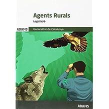 Legislació Agents Rurals. Generalitat de Catalunya