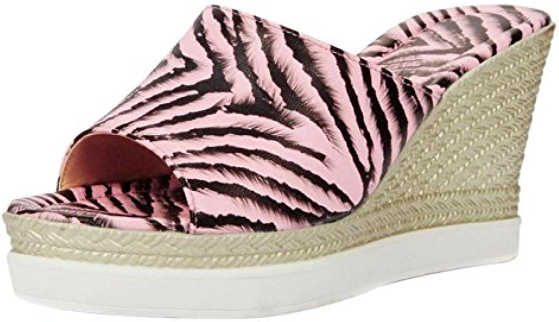 Messieurs / s Dames TAOFFEN  s / Compensées Chaussures Femmes TongsB07DJ2KZVHParent Nouveau produit Promotion négociation f01370