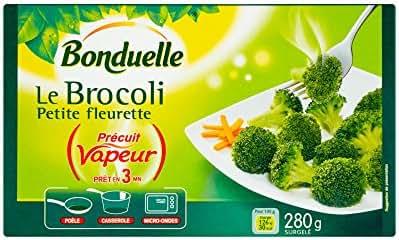 Bonduelle brocolis vapeur 280g
