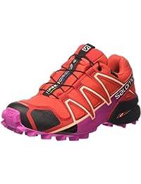Salomon Speedcross 4 Gtx W, Zapatillas de Running para trail para Mujer
