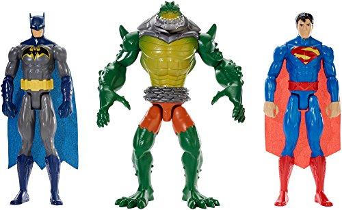 Unbekannt Batman Reptile Rage Battle Pack Figures Preisvergleich