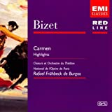Songtexte von Georges Bizet - Carmen Highlights (Paris Opera Chorus, National Theater Opera Orchestra of Paris feat. conductor: Rafael Frühbeck de Burgos)