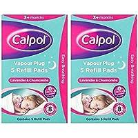 Calpol Vapour Plug & Nightlight: Refill Pads (2 Packs of 5)