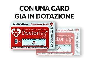 2 DoctorTag AREAMEDICAL24 (per chi già in possesso di Doctortag BASE)