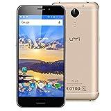 UMIDIGI Plus Unlocked 4G LTE Smartphone, 5.5