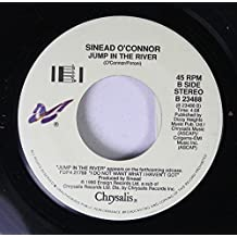 SINEAD O'CONNOR 45 RPM JUMP IN THE RIVER / NOTHING COMPARES 2 U